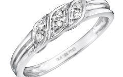White Gold Wedding Rings for Women
