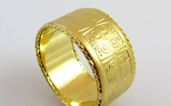 Egyptian Wedding Bands