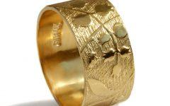 Wide Wedding Rings
