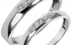 Cheap Wedding Bands Sets His And Hers
