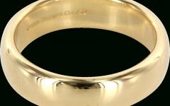 18 Carat Gold Wedding Bands