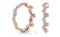 Flower Crown Rings