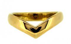 Classic Wishbone Rings