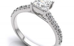 Engagement Rings 18k White Gold
