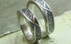 Celtic Wedding Bands His and Hers