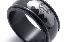 Titanium Wedding Bands for Him