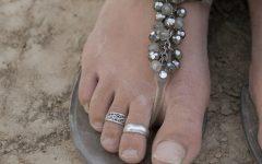 Etiquette Toe Rings