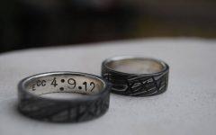 Custom Made Anniversary Rings