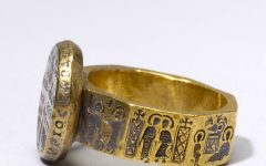 Ancient Wedding Rings