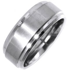 Art Carved Wedding Bands