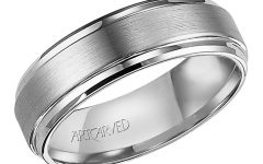 7mm Tungsten Wedding Bands