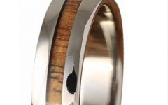 Men's Wedding Bands Under 100