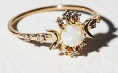 Wiccan Engagement Rings