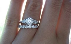 Ring And Wedding Band