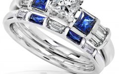 Sapphire Wedding Rings For Women