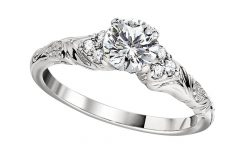 Vintage Wedding Rings Settings