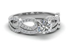 Platinum Diamond Wedding Rings Sets