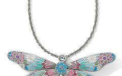 Sparkling Dragonfly Y- Necklaces