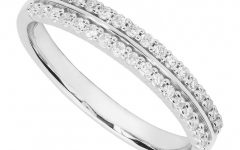 Wedding Rings Bands with Diamonds
