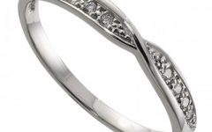 Platinum Ladies Wedding Rings