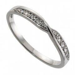 Platinum Ladies Wedding Rings