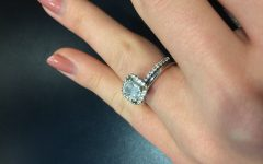 1.5 Mm Pave Engagement Rings