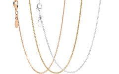 Classic Anchor Chain Necklaces