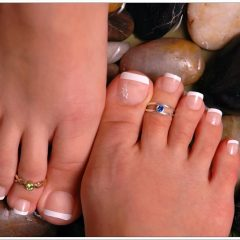 Women Toe Rings