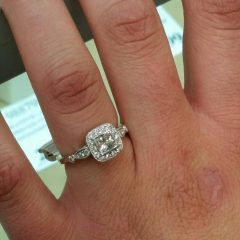 Costco Princess Cut Engagement Rings