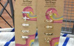 Walmart Toe Rings