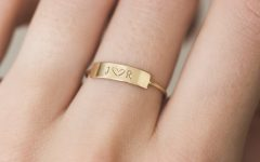 Personalized Toe Rings