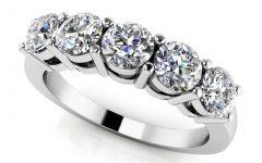 Diamonds Anniversary Rings