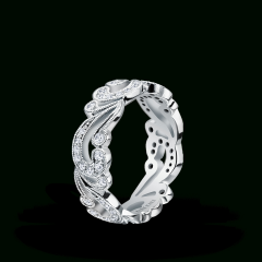 Ladies Anniversary Rings