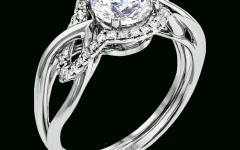 Interlocking Engagement Rings