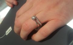 Wedding Bands For Round Solitaire Engagement Ring