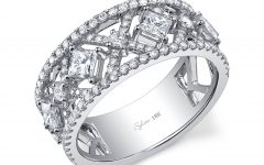 Unusual Diamond Wedding Bands