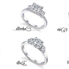 Disney Engagement Rings And Wedding Bands