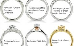 Disney Themed Engagement Rings