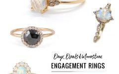 Diamond Alternative Wedding Rings