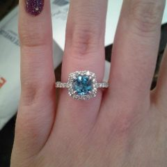 Wedding And Engagement Rings That Fit Together