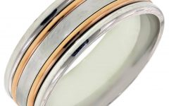 Dora Mens Wedding Bands
