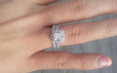 Wedding Bands To Go With Princess Cut Engagement Rings