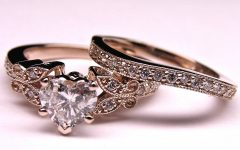 Vintage Engagement Rings and Wedding Bands