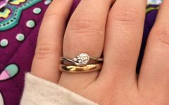Small Size Engagement Rings