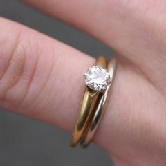 Wedding Rings With Engagement Rings