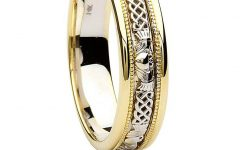 Mens Claddagh Wedding Rings
