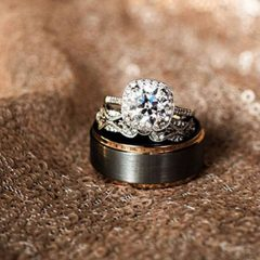 Country Engagement Rings