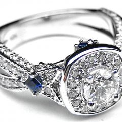 Engagement Rings Sapphires