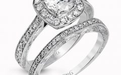 Engagement Rings with Wedding Bands Sets