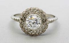 Antique Irish Engagement Rings